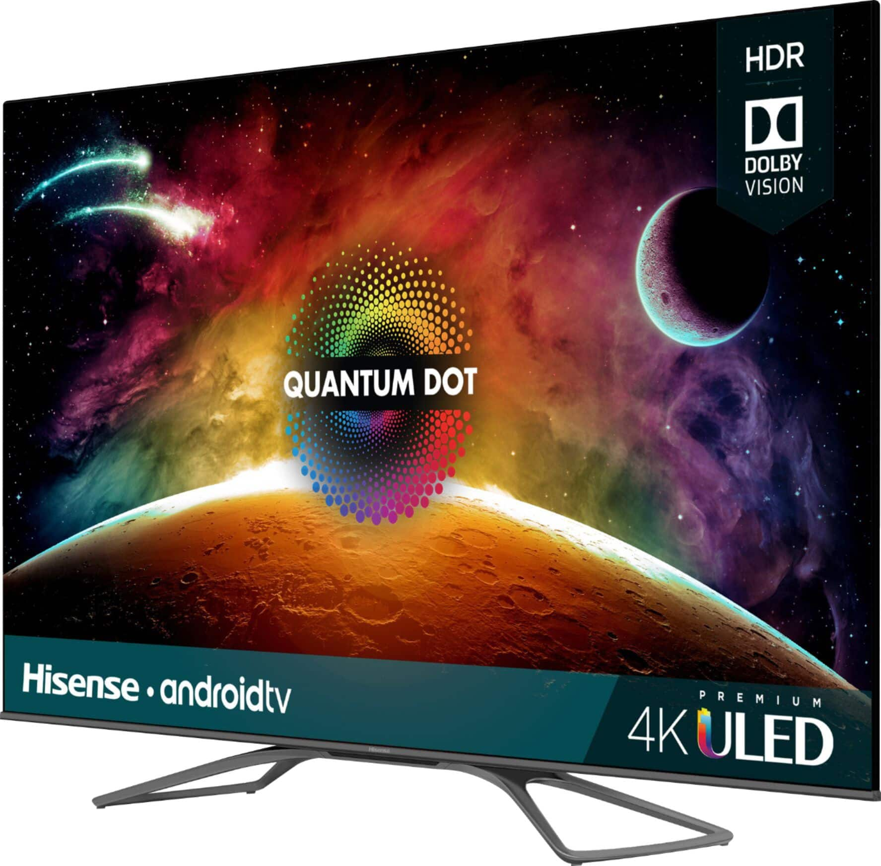 """HiSense 65H9F 65"""" 4K Android HDTV $799 @ Best Buy, Free Shipping"""