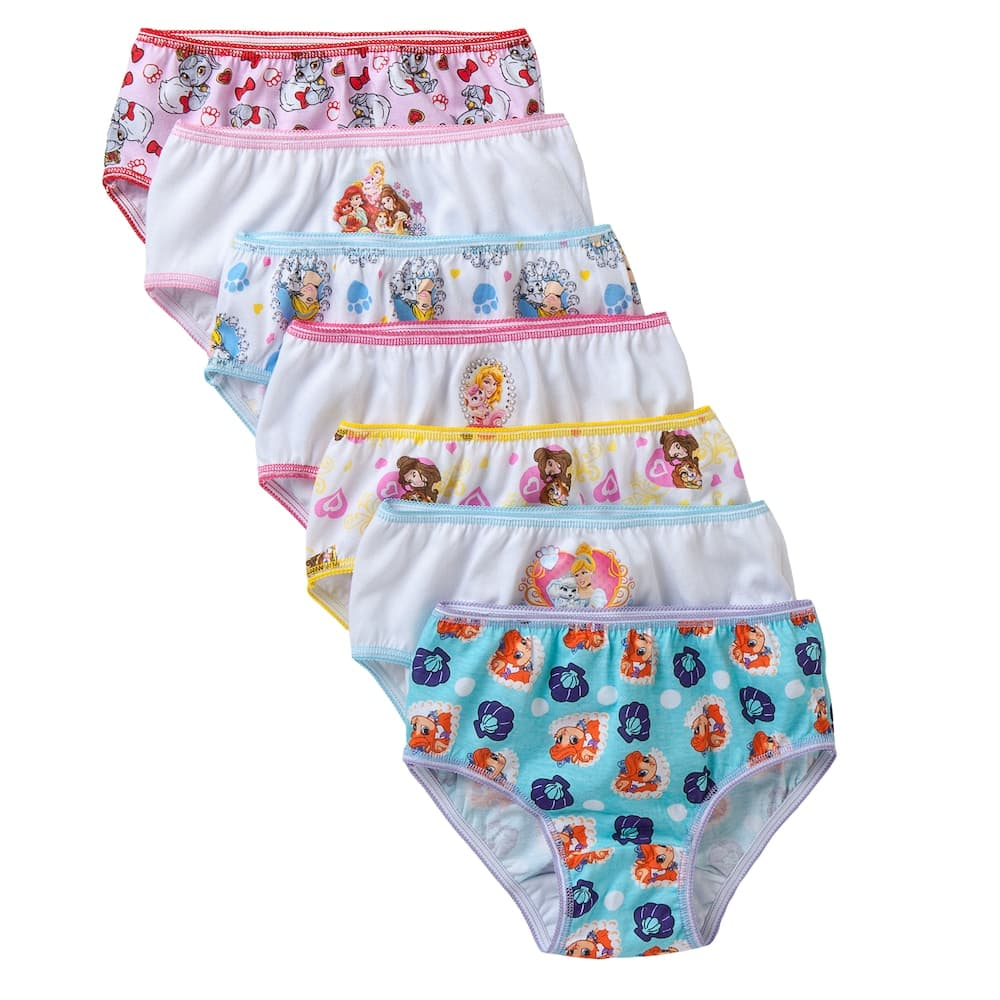 Disney Princess Palace Pets 7-pk. Briefs - Girls $8.82