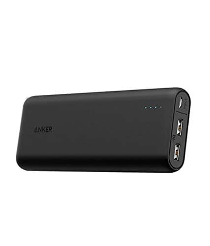 Portable Charger Anker PowerCore 20100mAh $45.95