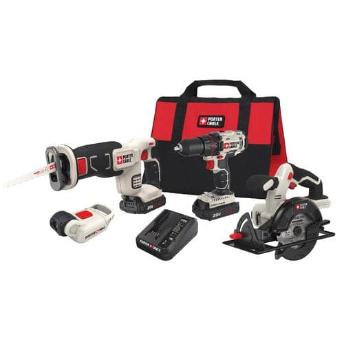 Porter Cable Saw Set $71.99