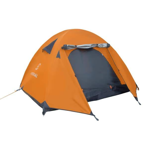 Winterial 3-person 3-season ultralight backpacking tent $76.50 AC + Free Shipping