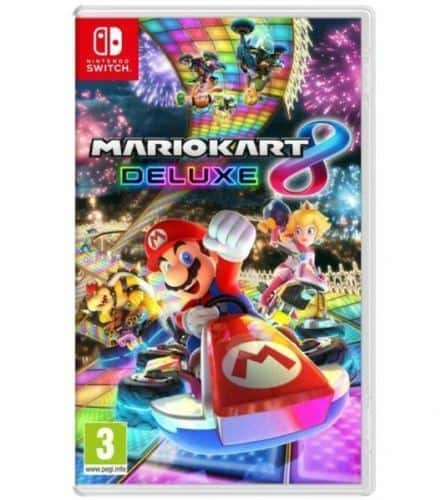 Nationwidedistributors via Ebay: (NEW) Mario Kart 8 Deluxe for Nintendo Switch for $45.99. Free Shipping.