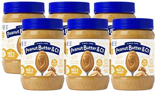 Peanut Butter & Co The Bee's Knees Peanut Butter (6x16OZ) $9.82 at Walmart.com