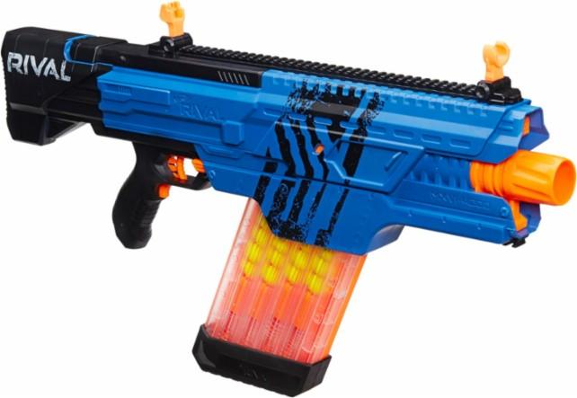 NERF - Rival Khaos MXVI-4000 Blaster - Blue for $34.99 @ BestBuy