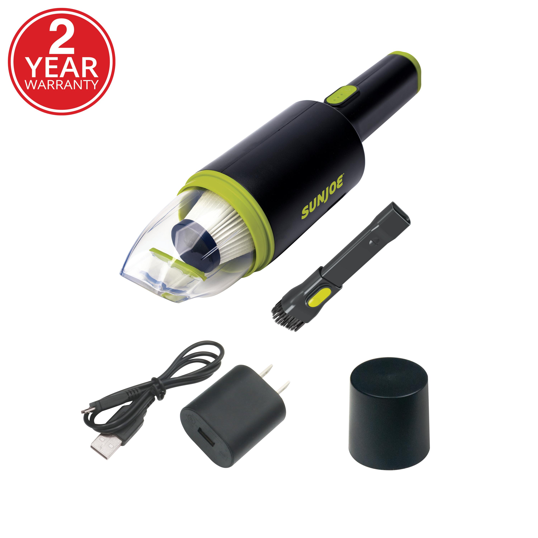YMMV - Sun Joe AJV1000 Cordless 8.4-Volt Handheld Vacuum Cleaner $2.50