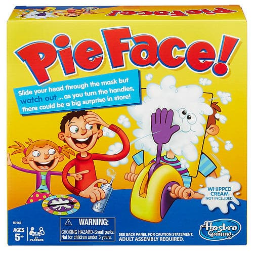Pie Face game $17.99 @ TRU (ship to home) HOT ITEM!! PLEASE READ!