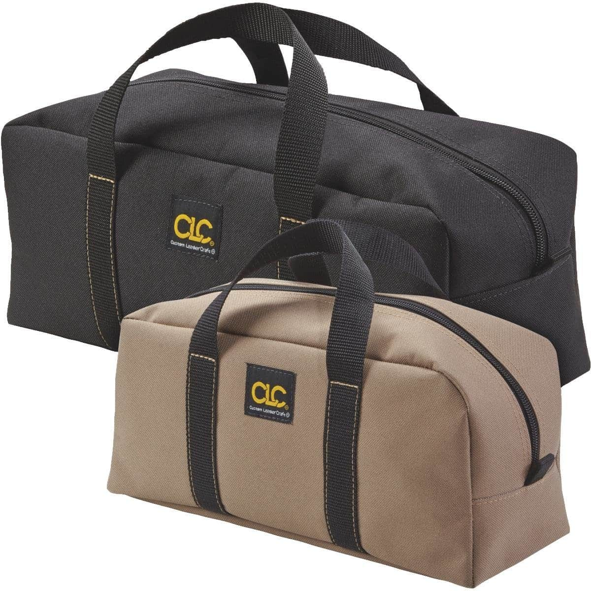 CLC 1107 2 Pack Medium and Large Utility Tote Bag Combo $8.99