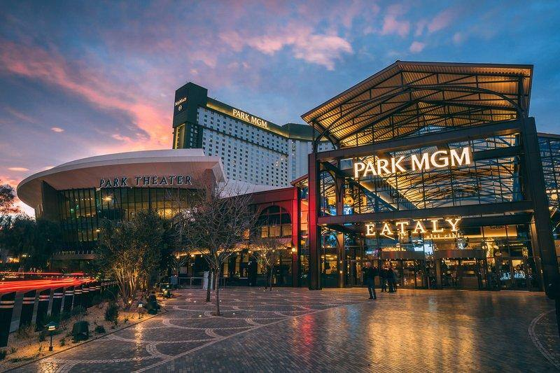 LAS VEGAS Park MGM - $100 Food credit - 2 Nights Minimum