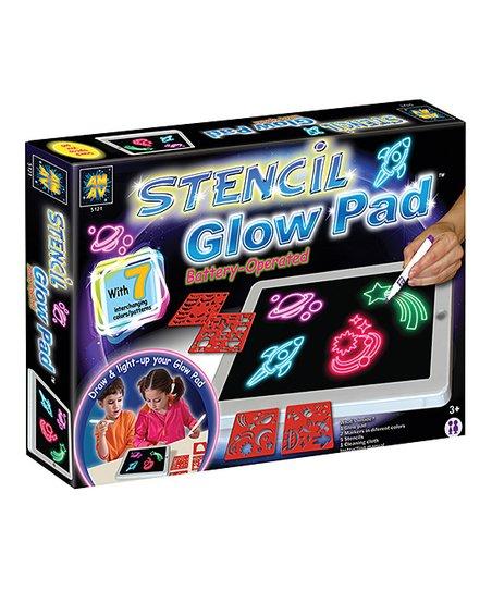 Glow Pad 3D Lights - $9.99 + Extra $10 off $30!