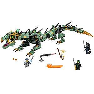 LEGO Ninjago Movie Mech Dragon Building Kit - $40 and FS
