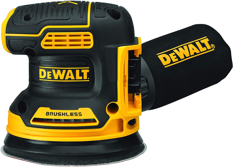 Dewalt 20-Volt MAX Cordless Brushless 5 in. Random Orbital Sander with (1) 20-Volt Compact 3.0Ah Battery - $119 (48% off): Home Depot, Free shipping