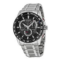 eBay Deal: Citizen Men's Eco-Drive Chronograph Watch (Stainless Steel) $250 + Free Shipping