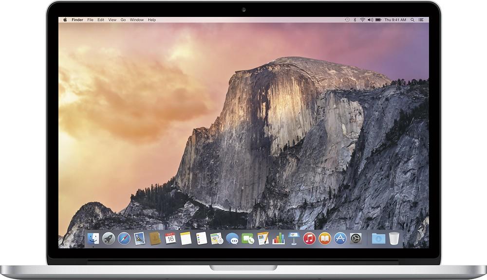 "Apple Macbook Pro 15"" Retina, Refurbished for $1386 +tax @Bestbuy.com"