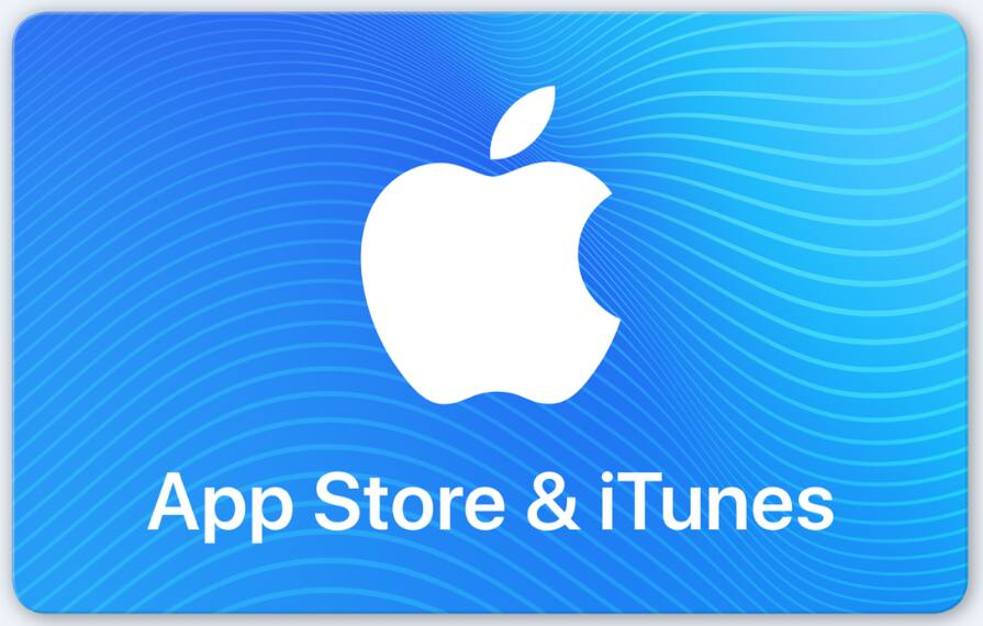 10% off App Store & iTunes Gift Cards (Email-Delivery) by Paypal
