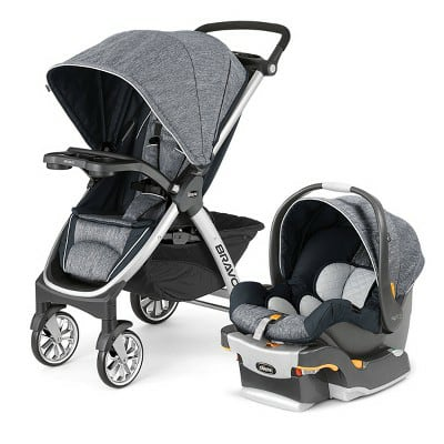 Chicco car seat and stroller YMMV B&M