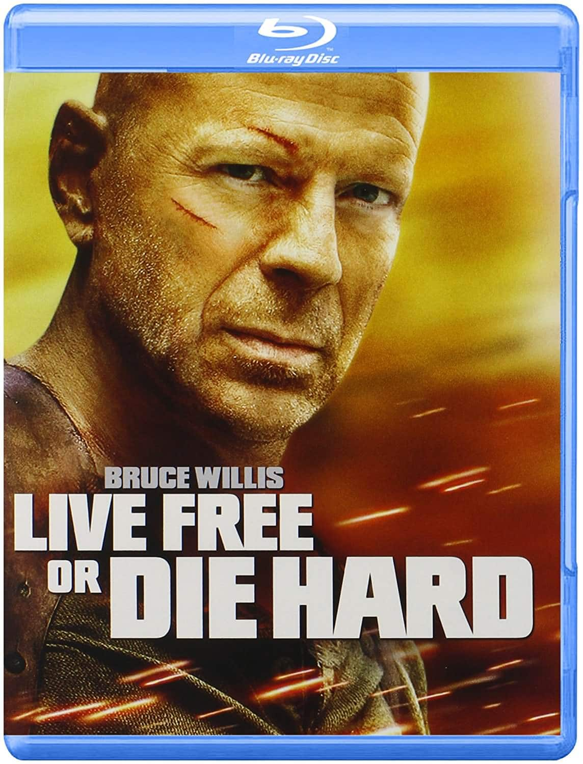 Amazon Blu-ray:  300 & 300: Rise of an Empire Double Feature or Live Free or Die Hard - $5.00