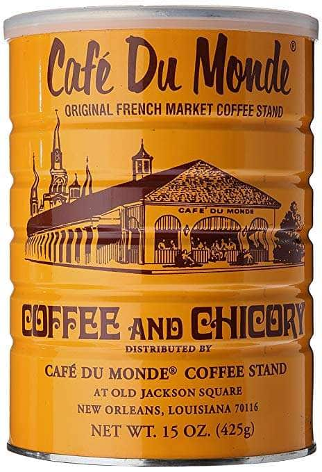 Cafe Du Monde Coffee Chicory, 15 Ounce Ground $7.44