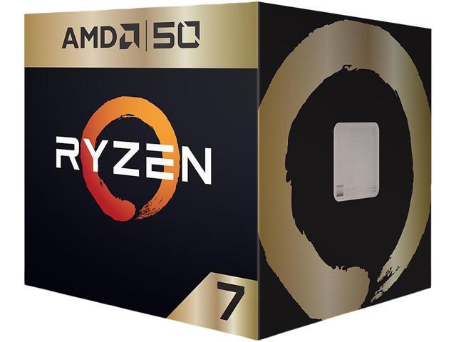 AMD Ryzen 7 2700X AMD50 Gold Edition 3.7 GHz (4.3 GHz Max Boost) Socket AM4 YD270XBGAFA50 Desktop Processor $329.99 Shipped
