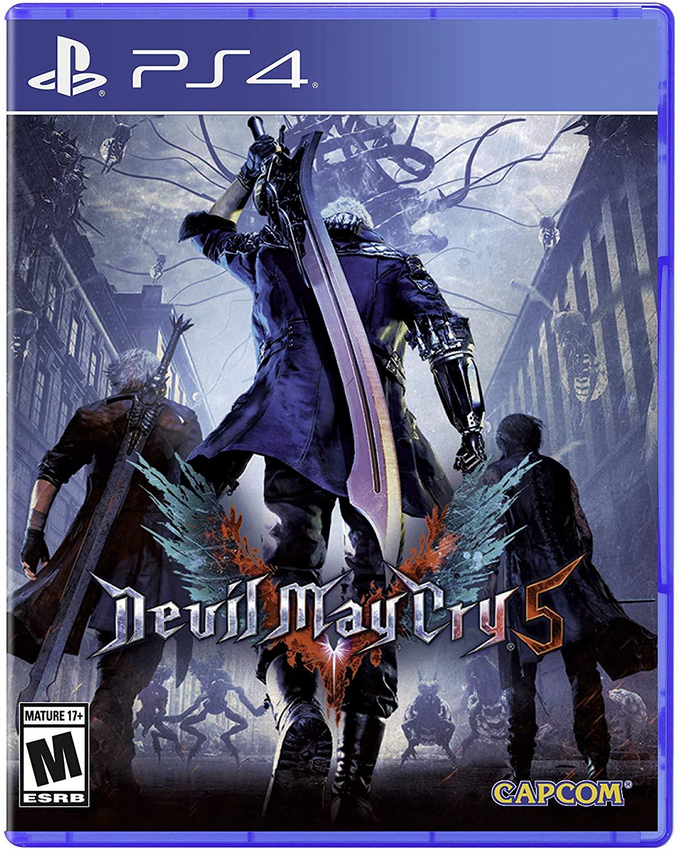 Devil May Cry 5 (PS4) $24.99 @Amazon