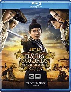 Flying Swords of Dragon Gate (3D) [Blu-ray] 9.49