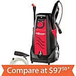 The Weekender - 1,400 PSI Electric Pressure Washer 1.4GPM Sams Club $67 + tax for members, Free Shipping