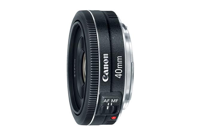 Refurbished Canon 40mm f2.8 $98.99 + FS