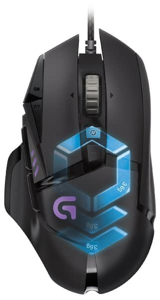Logitech G502 Proteus Spectrum RGB Tunable Gaming Mouse $59.99 + Free Shipping @ Amazon / Best Buy