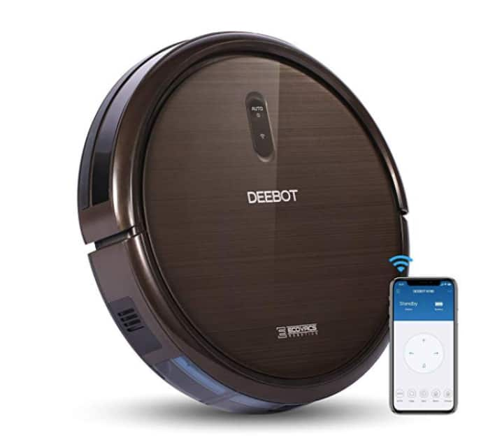 Ecovacs DEEBOT N79S Robotic Vacuum Cleaner - Manufacturer Refurbished $89 + free shipping