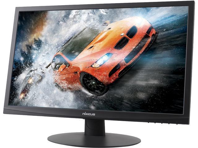 """Nixeus NX-VUE24B 24"""" 1920 x 1080 AMD FreeSync 144Hz Gaming Monitor 1ms $189"""