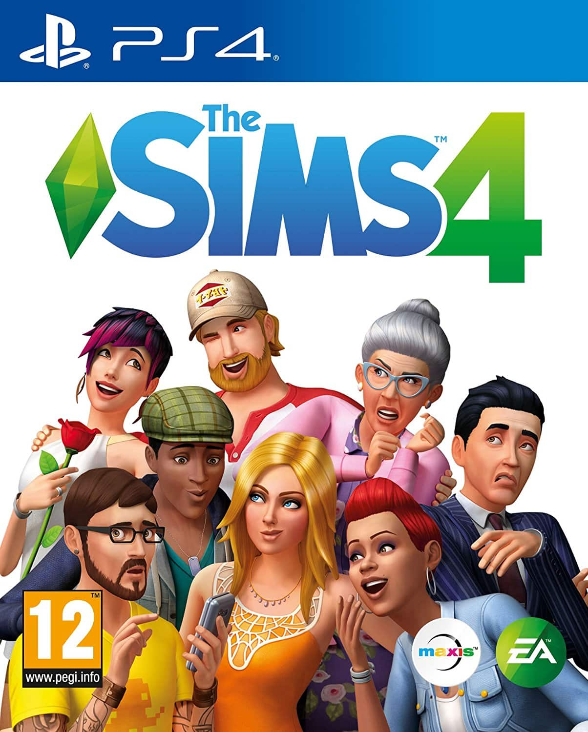 The Sims 4 - PlayStation 4 | Xbox One @BestBuy + 3.99 shipping + 5% Back in Rewards $25
