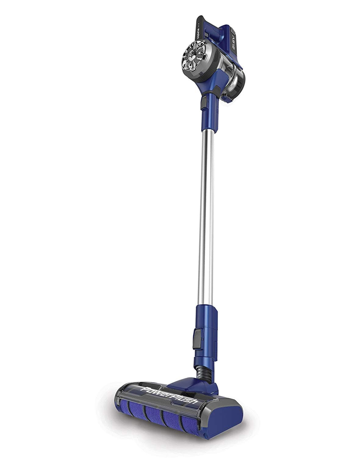 Eureka NEC122A Power Plush 2-in-1 Stick, Rechargeable Cordless Vacuum Cleaner, $50