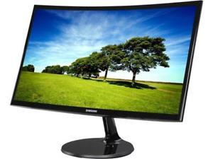 "SAMSUNG C24F390 24"" Ultra Slim Design Full HD  $115.00 Free Shipping"