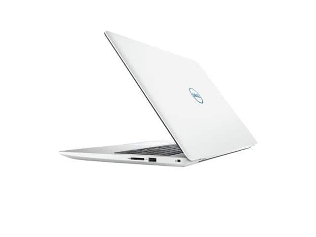 Dell G3 15 Gaming- White- GTX 1050 Ti - i7-8750H- 256GB SSD + 1TB HDD- 16 GB RAM $1049.99