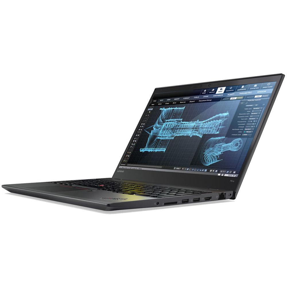 Lenovo Thinkpad P51s Laptop, 15.6-inch IPS 1920 x 1080 IPS Display, 2.7 GHz Intel Core i7-7500U Dual-Core, 16 GB RAM, 250 GB SSD, W10 Pro, 3 Yr Wty $1449.99