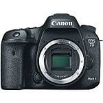 Canon EOS 7D Mark II DSLR Camera Body + PIXMA Pro-100 Printer + 32GB SD Card $1249 AR + Free Shipping @ Adorama