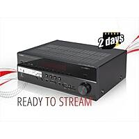 NeweggFlash Deal: Yamaha RX-V677 7.2 Channel Wi-Fi Network AV Receiver $399.95 + Free Shipping @ NeweggFlash or Amazon