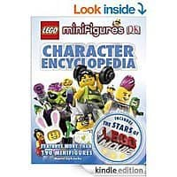 Amazon Deal: Kindle eBook: LEGO Minifigures Character Encyclopedia LEGO Movie Edition $1.99 @ Amazon