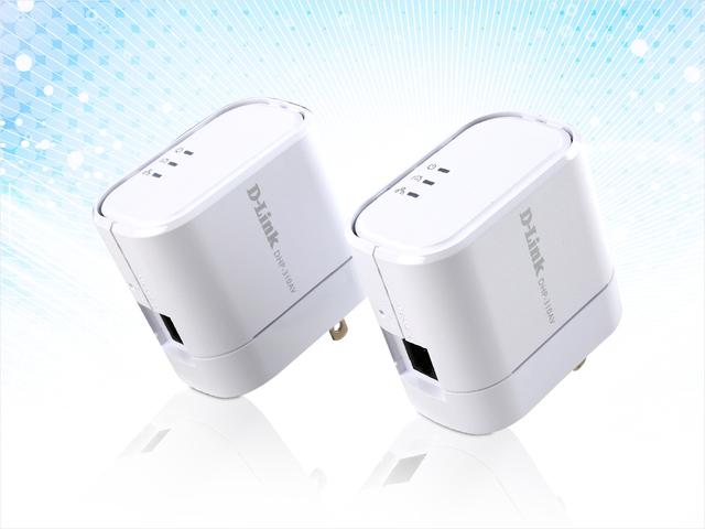 D-Link DHP-311AV PowerLine AV 200Mbps Mini Adapter Starter Kit (Refurbished) $10.49 + Free Shipping @ NeweggFlash