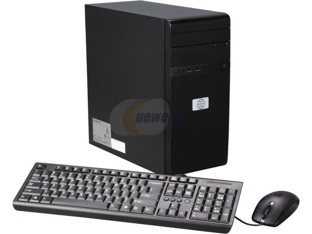 (Refurbished) HP Debranded Desktop: AMD E2-1800 w/Radeon HD 7340, 4GB DDR3, 1TB HDD, DVD Burner $69.99 + Free Shipping @ Newegg