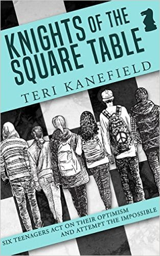"""FREE Children's Kindle eBook: """"Knights of the Square Table"""" by Teri Kanefield (Action & Adventure, Grades 4-12)"""
