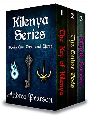 FREE Kindle eBooks (Teen/YA Fantasy/Adventure): Kilenya Series Books 1, 2 and 3 (4.5 Stars+, 739 pages)