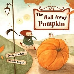 "FREE Children's Kindle eBook: ""The Roll-Away Pumpkin"" (Age Level: 2 - 6; 4.3 Stars)"