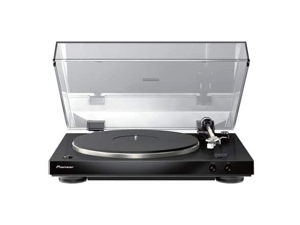 Pioneer PL-30-K Audiophile Stereo Turntable w/ Dual-Layered Chassis & Built-in Phono Equalizer $159.99 + $5 S&H @ Woot