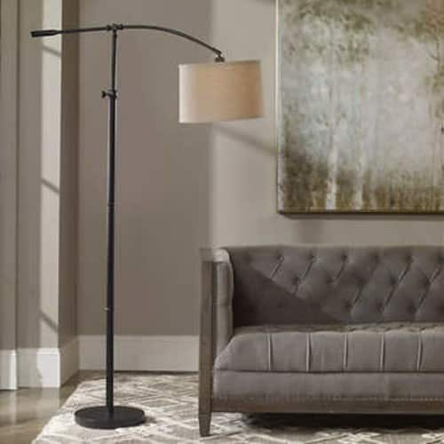 Jackson Floor Lamp $19.89 + Free Shipping @ Costco.com