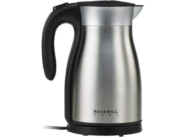 Rosewill 1.7L 1500W Stainless Steel Double Wall Electric Kettle $21.00 + Free Shipping @ Newegg
