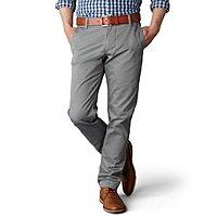 Amazon Deal: Docker's Alpha Khakis -- Dark Blue and Grey on sale for 21.99 on Amazon.