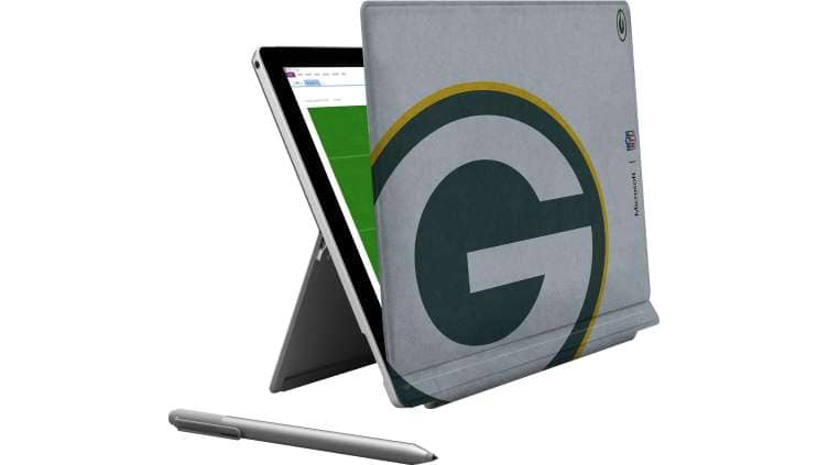 Microsoft Surface Pro - NFL Edition Type Cover $79.99