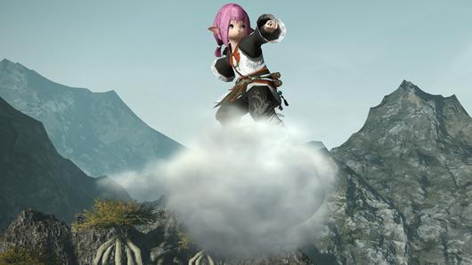 Final Fantasy XIV Amazon campaign DLC items