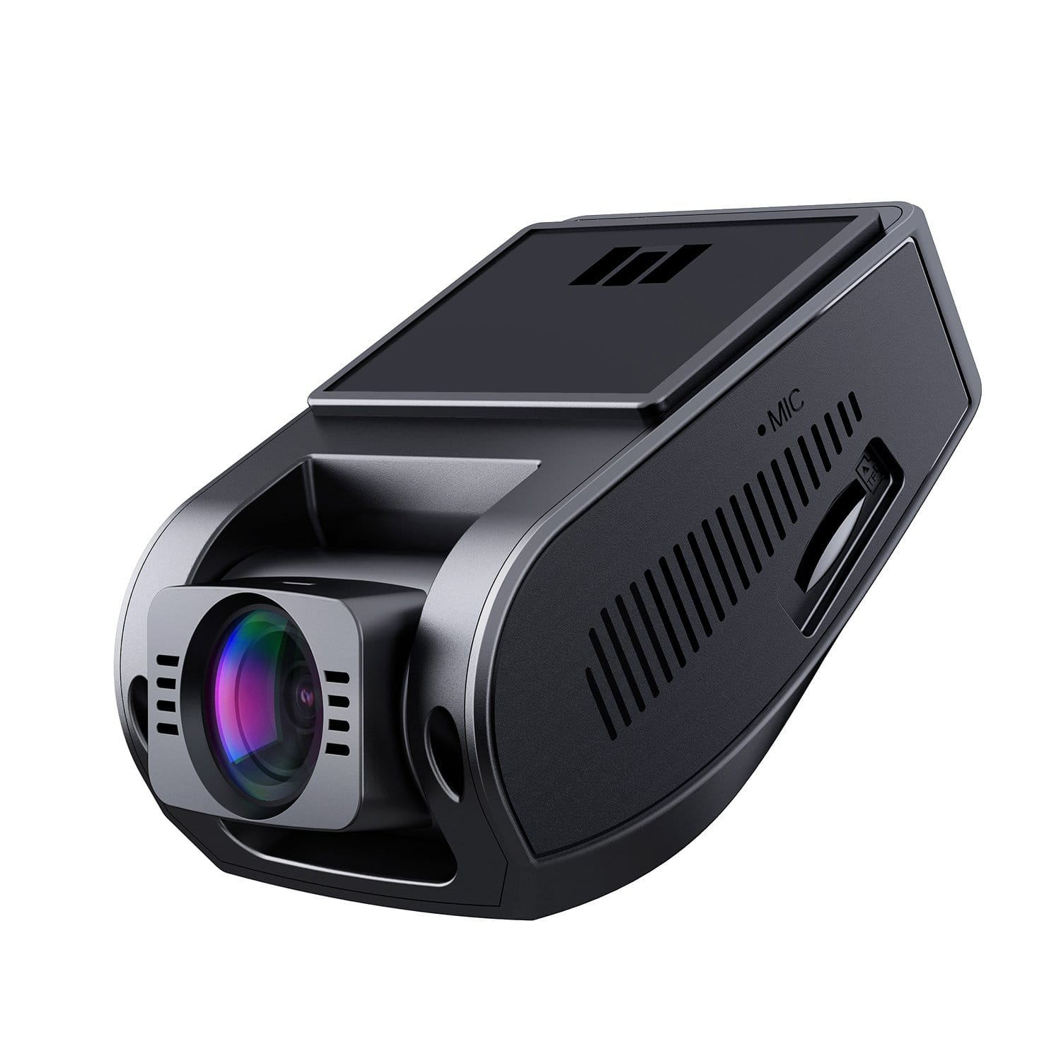 AUKEY Dash Cam, 1080P Dashboard Camera Recorder, 6-Lane 170 Degree Wide Angle Lens, Supercapacitor, G-sensor and Clear Nighttime Recording $49.99