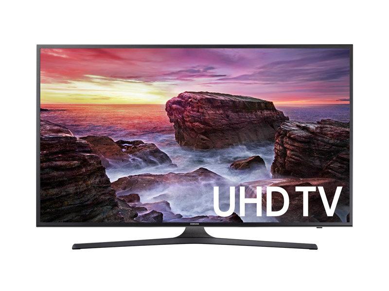 """Samsung 55"""" Class 4K (2160P) Smart LED TV (UN55MU6290) $498"""